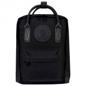 Рюкзак Fjallraven Kanken №2 Mini Black Edition черн 20х13х29см 7л (F24261-550)