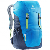 Рюкзак Deuter Junior 18 430x240x190 мм синий