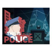 Игра на ПК THQ Nordic This Is the Police THQ_1841